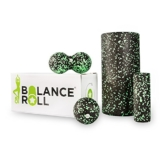 Balance Roll - Komplett Set - Faszienrolle - Made in Germany (Rolle groß, Rolle klein, Ball & Duoball) - 1